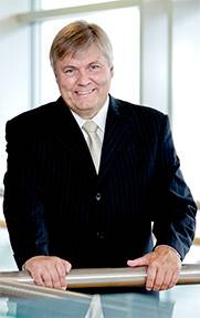 Henrik O. Madsen, President and CEO DNV GL Group