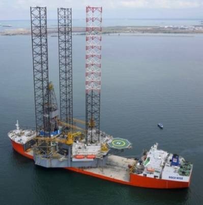 Hercules Triumph: Photo courtesy of Hercules Offshore