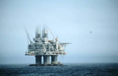 Hibernia oil platform offshore Canada (Photo: Suncor Energy)