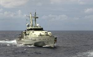 HMAS Pirie (Photo: Royal Australian Navy)
