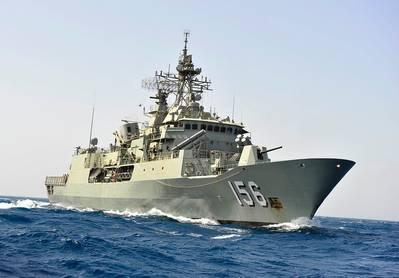 HMAS Toowoomba: RAN photo