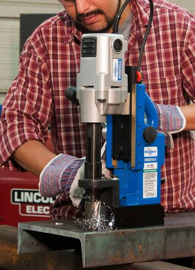 HMD904 Magnetic Drill (Photo: Hougen Manufacturing)
