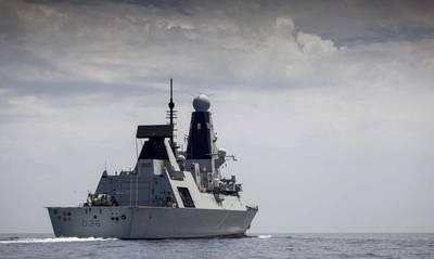 HMS Defender (Photo: UK Royal Navy)