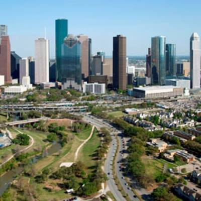 Houston City Skyline: Photo courtesy of Ramboll