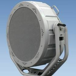 HS-40 Loud Hailer: Image credit Ultra Electronic - USSI