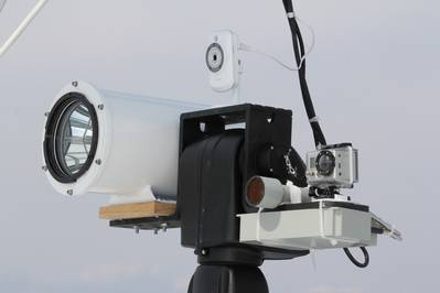 Watchstander's fully automated system detects and identifies pirates before launching a series of non-lethal counter measures.