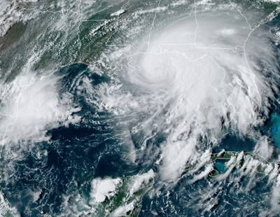 Hurricane Sally (Photo: NOAA)