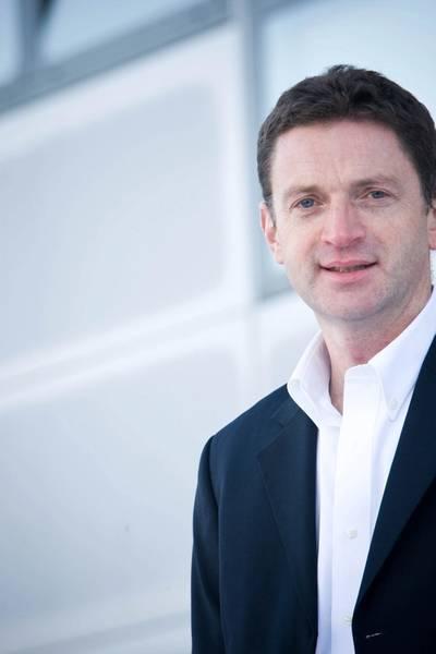 Iain Mackay, executive vice president at Petrotechnics