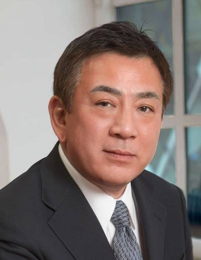 ICS Chairman, Masamichi Morooka