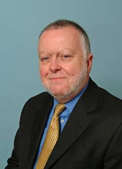ICS Secretary General Peter Hinchliffe