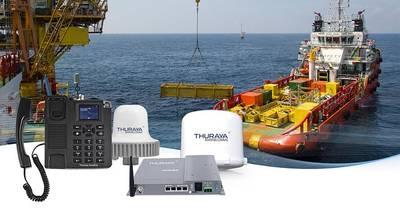 IEC Telecom ThurayaOrion Edge+  (Photo: IEC Telecom)