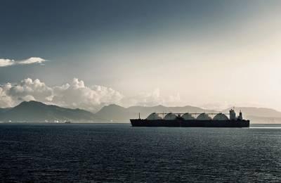 Illustration only - An LNG Tanker - Credit: Altin Osmanaj/AdobeStock