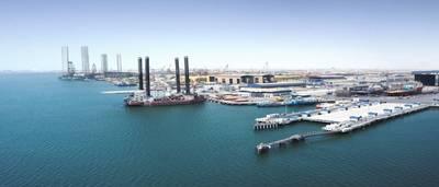 Image: Abu Dhabi Ship Building