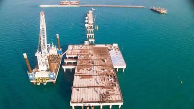 Image: Bahrain LNG