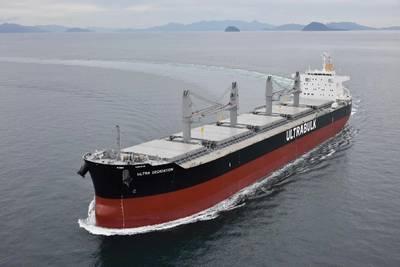 Supramax Bulk Carrier