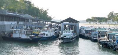 Image: Changi Point Ferry Terminal