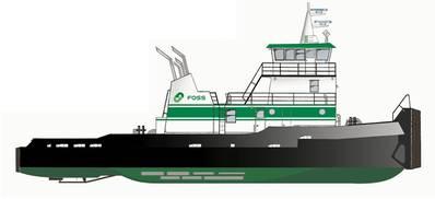 Image courtesy Foss Maritime