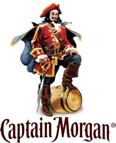 Image courtesy of Captain Morgan Brand
