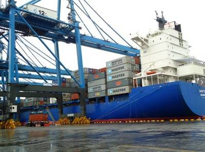 Image courtesy of Diana Containerships