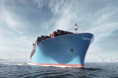 Image courtesy of Maersk Line