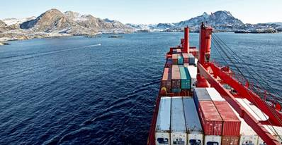 Image courtesy of Royal Arctic Line
