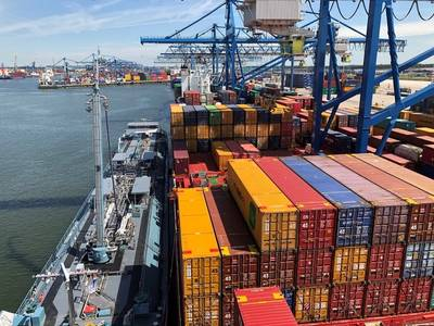 Image credit: Containerships