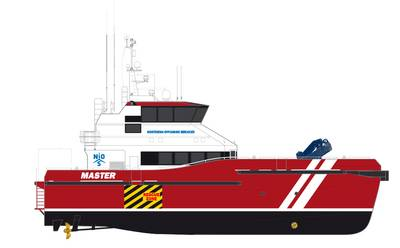 Image Credit: Northern Offshore Services