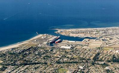 Image credit Port of Hueneme