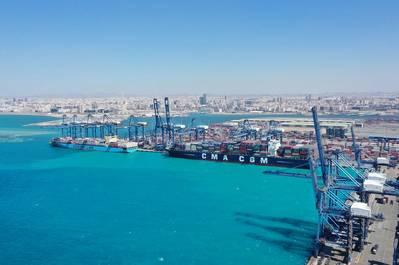 Image Credit: Red Sea Gateway Terminal
