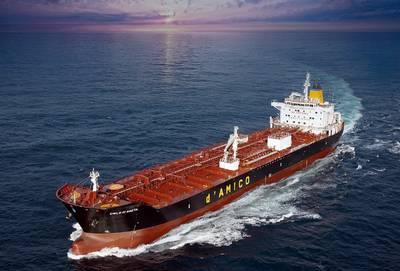 Image: d'Amico International Shipping