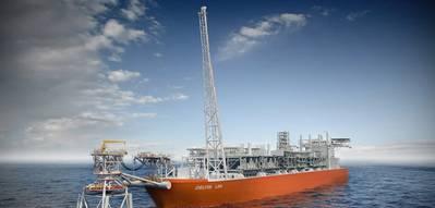 Image: Delfin LNG