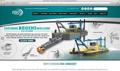 Image: DSC Dredge