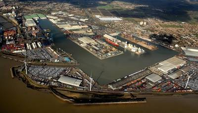 Image: Forth Ports