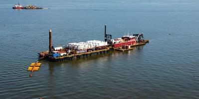 (Image: Great Lakes Dredge & Dock Corporation)