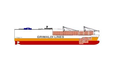 (Image: Grimaldi Group)