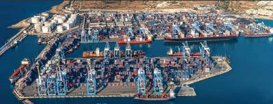 Image: Malta Freeport Terminals