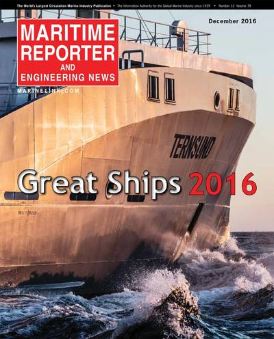 Image: Maritime Reporter & Engineering News