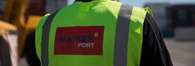 Image: Napier Port