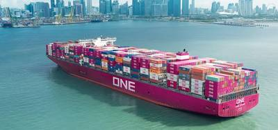 Image: Ocean Network Express