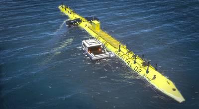 Image: Orbital Marine Power