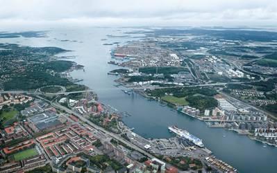 Image: © Port of Gothenburg