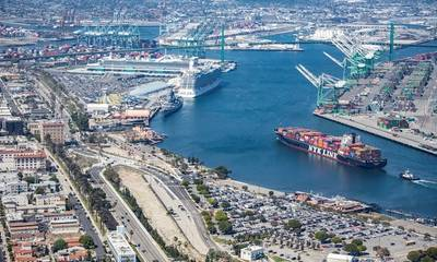 Image: Port of Los Angeles