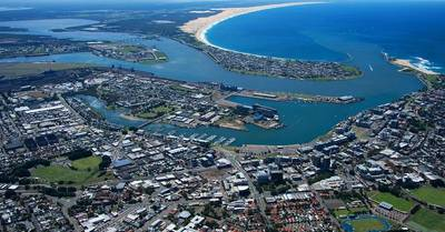 Image: Port of Newcastle