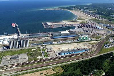 Image: Port of Tallinn