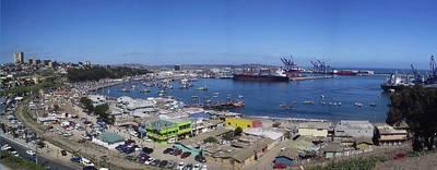 Image: San Antonio Port, Chile