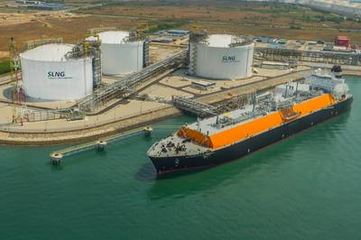 Image: Singapore LNG