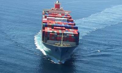 Image taken from Inmarsat Maritime Vision Video