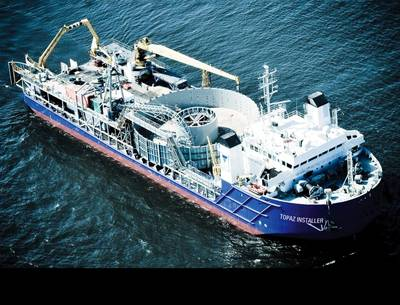 Image: Topaz Energy and Marine