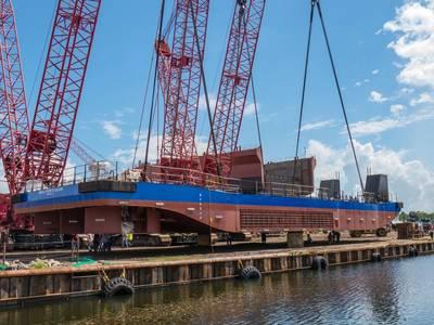 Impala Puerto Salgar (Photo: Eastern Shipbuilding Group)