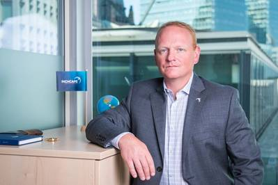 Inchcape Shipping Services CEO Frank Olsen  (Photo: ISS)